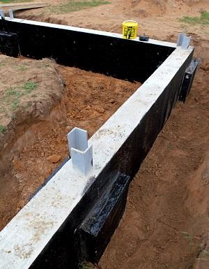 Цены гидроизоляция фундамента лист полиуретановый ску-пфл-100